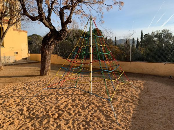 pirámide de cuerda de 3 m. Avant Serveis