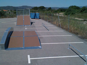 instalaciones skates