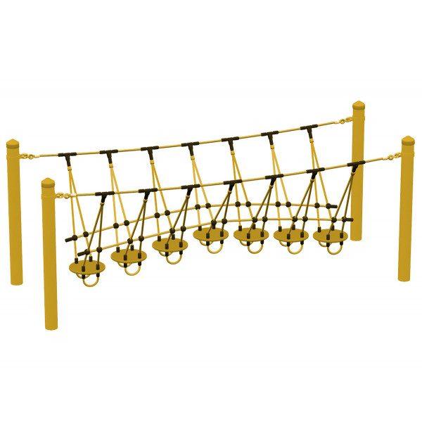 Juego de equilibrio para parque infantil